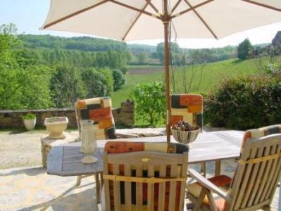La Petite Tour , vakantie Dordogne.