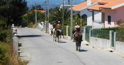 2 vakantiehuisjes op boerenerf in Portugal met o.a. paardrijden!