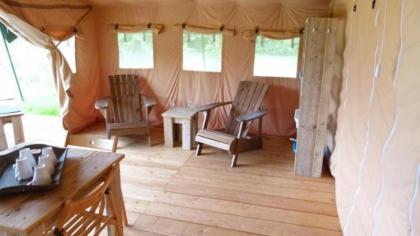 Safaritenten verhuur op familiecamping het Akkertien