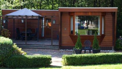 CHALET TE HUUR in bakkeveen friesland luxe en ruim 6 pers