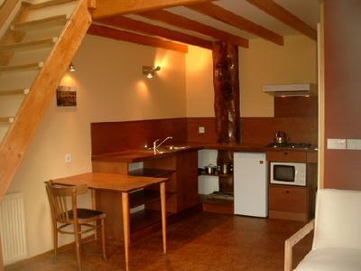 2 pers appartement,taniaburg