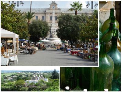 B&B Villa Lavanda- Noci bij  Alberobello-Puglia