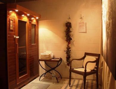 luxe trendy vrijst vakantiehuis sauna hottub  hond welkom Durbuy