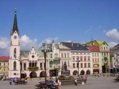 Appartement Svoboda (Reuzengebergte Tsjechië)