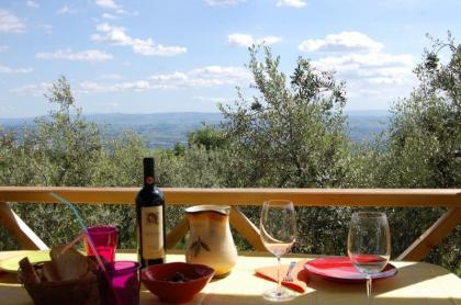 chalet te huur in Toscane