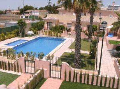 TH Nieuwe duplex Spanje Costa Calida 6p 300m van het strand