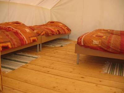 Verhuur tenten in Frankrijk