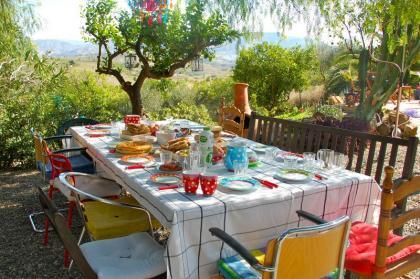 Finca Alegria de la Vida...gastvrij genieten met een glimlach naar de zon!