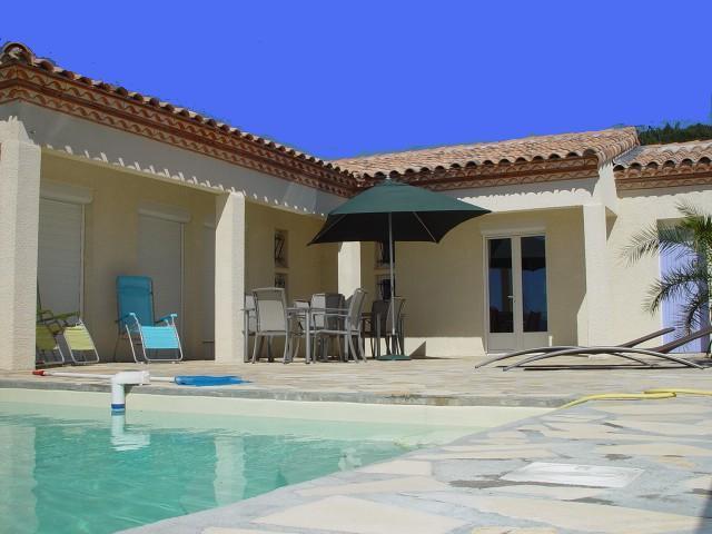 Lux vakantievilla met zwembad in zuid frankrijk for Vakantievilla frankrijk