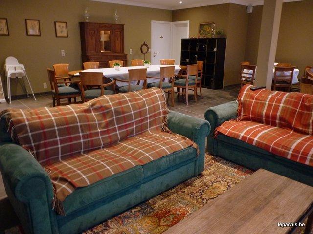Ardennen: vakantiehuis voor 20 personen met 10 slaapkamers en 10 ...