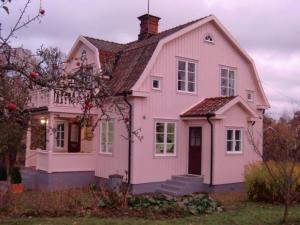Vakantiewoning in dorp in MiddenZweden