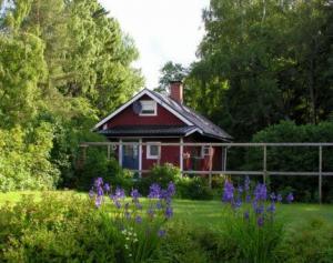 Betaalbare vakantiewoning aan de Klarälven in Ransäter in Värmland-Zweden