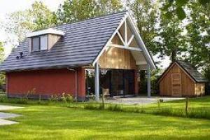Prachtige luxe bungalows in Balk
