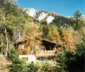 Vakantiewoning Nestli in Zwitserland, Blatten