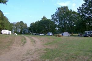 Prachtig gelegen camping op de Lüneburgerheide
