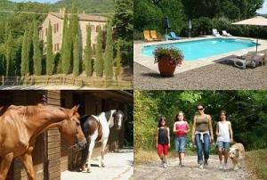 Toscane: Familie vakantie in de natuur