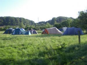 Motorhotel/ camping La Mouche