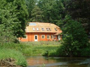 pension Groenewoud Swalmen  Limburg in het bos