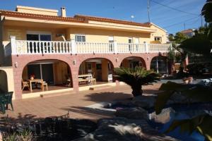 B&B overnachting in Calpe Costa Blanca Spanje