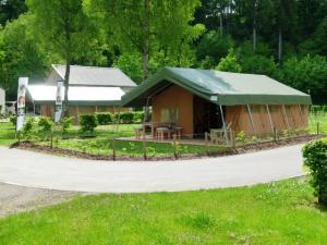 Luxemburg safaritent verhuur camping Kaul
